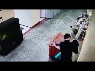 Побег пациентов психбольницы в Иркутске