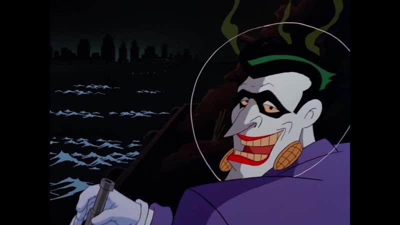 Batman The Animated Series. S01E04. The Last Laugh