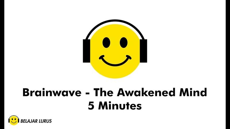 BRAINWAVE THE AWAKENED MIND wear headphone 🎧