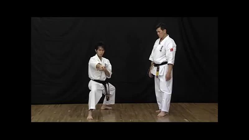 04 Kihon Bo Объяснение