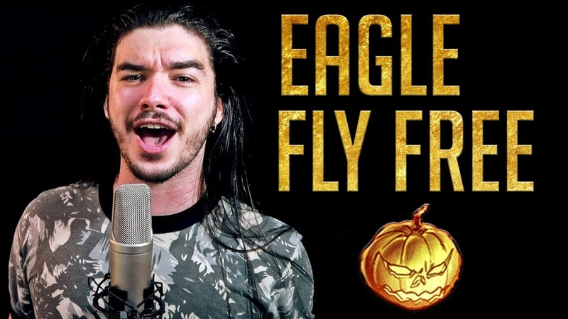 Eagle Fly Free Cover HELLOWEEN Ft Victor The Guitar Nerd