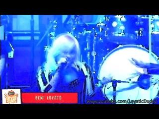 Demi Lovato - B96 Summer Bash - Heart Attack Live (6/15/13)