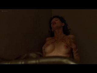 Пас де ла Уэрта (Paz de la Huerta) и Алекса Палладино (Aleksa Palladino) голые в сериале Подпольная империя (2010)