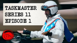 "Taskmaster - Series 11, Episode 1 | Full Episode | 'It's not your fault"""