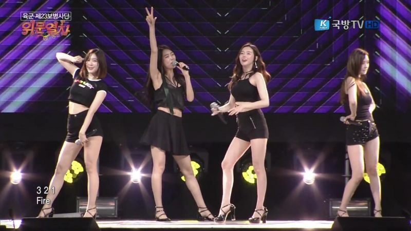 170901 Dal★Shabet (달샤벳) - Mr. Bang Bang @ K-Force Special Show