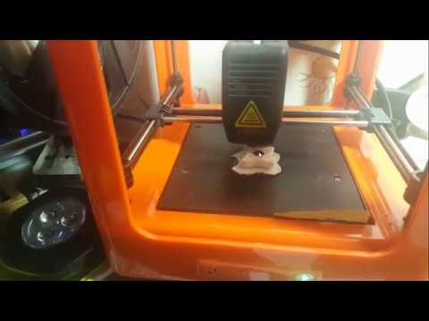 Принтер Easythreed E3D NANO Настройка CURA 15 для запечатывания в пластике