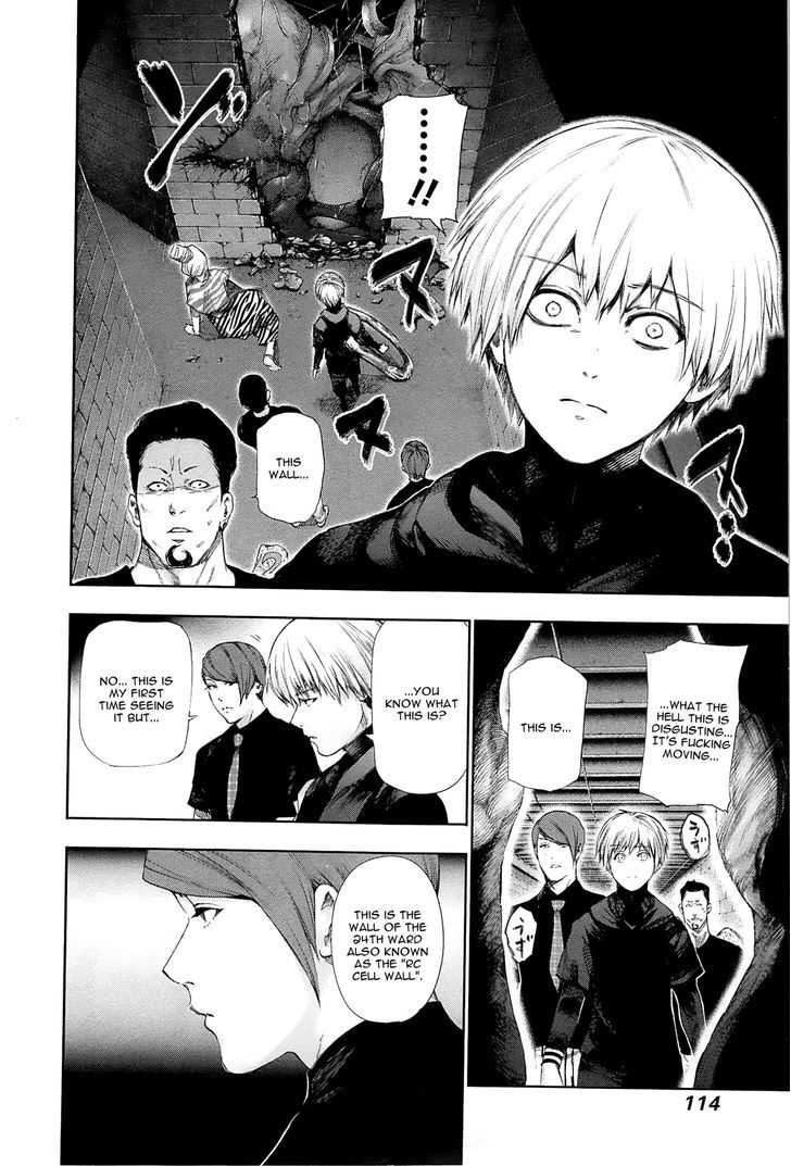 Tokyo Ghoul, Vol.10 Chapter 95 Temporary Dwelling, image #15
