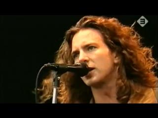 Pearl Jam - Live Pinkpop 1992   ᴴᴰ (REMASTERED) Full show Eddie Vedder Speech