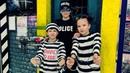 Побег из Тюрьмы Детей Воришек Дениса и Дианы