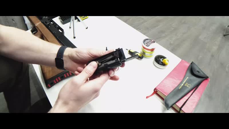 Клин магазина Эдган Матадор Р5М EDgun Matador R5M Мифы об Эдгане 1