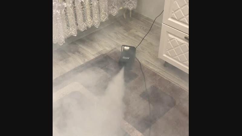 Экотуман Сухой туман Экотуман Югра