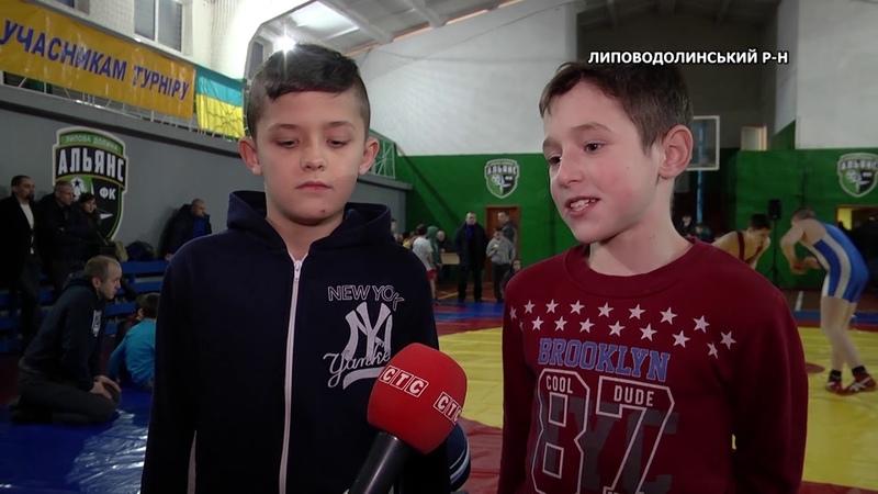 Турнір з вільної боротьби за кубок заводу Кобзаренка відбувся на Сумщині