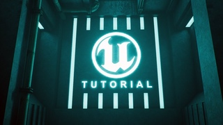 UE4 Emissive lighting and materials tutorial - unreal engine for beginners