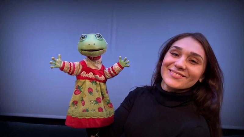 Мастер класс Театр для вас Выпуск 1 Перчаточная кукла