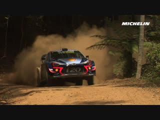 Michelin wrc rally australia 2018