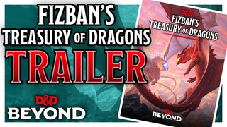 Fizban's Treasury of Dragons Trailer   D&D Beyond