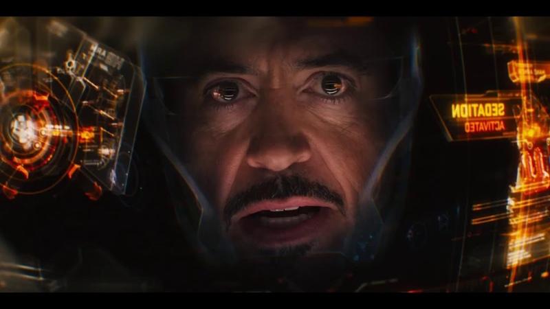 Железный человек против Халка Эпичная битва Мстители Эра Альтрона 2015 HD