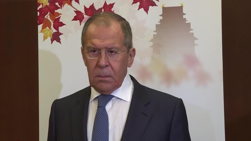 Выступление и ответы на вопросы СМИ С.В.Лаврова по итогам встречи глав внешнеполитических ведомств стран «Группы двадцати»