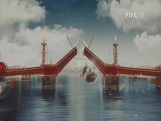 2018 FIFA World Cup Russia - Официальная ТВ-заставка Чемпионата мира по футболу в стиле Игры Престолов