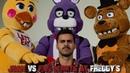 Juan vs Five Nights at Freddy s David Lopez