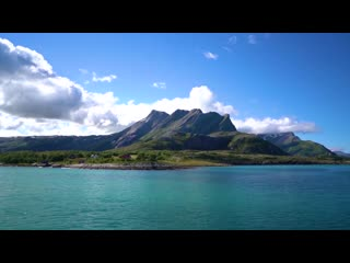 Beautiful Relaxing Music Norways Nature, Violin Music, Flute Music, Piano Music, Harp Music 124