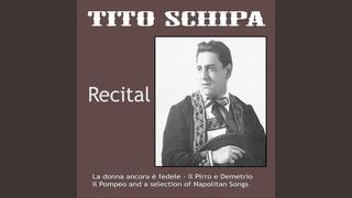 Tre giorni - Tito Schipa