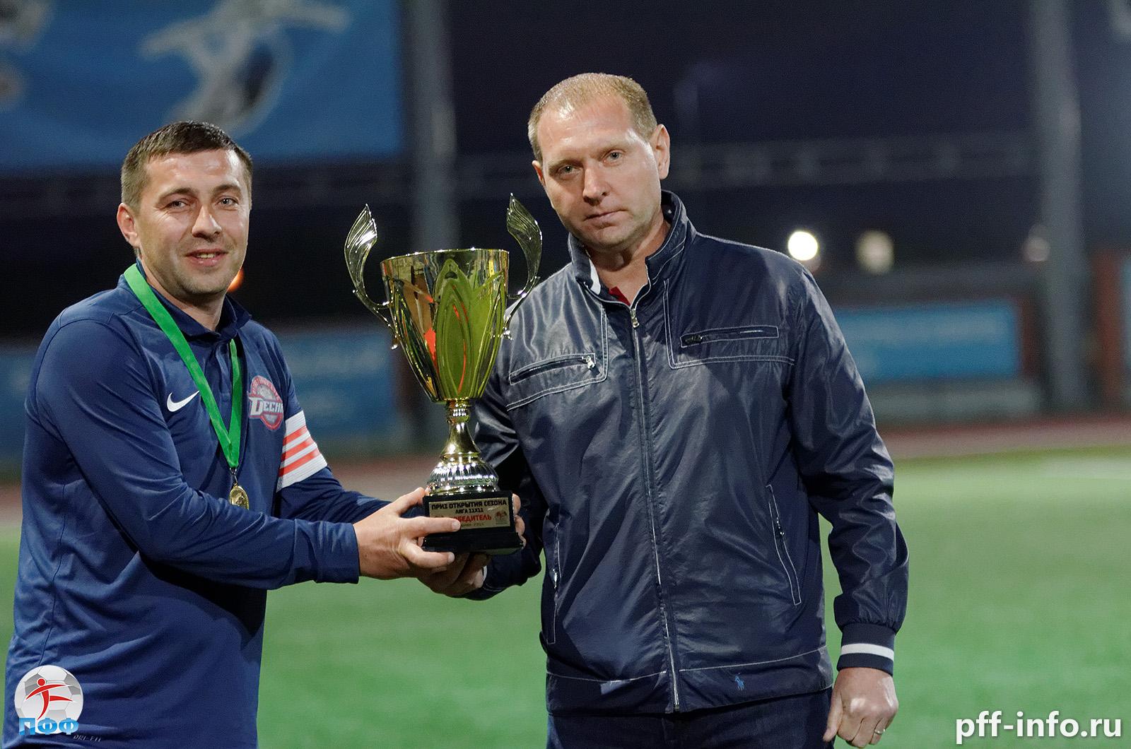 С Днем рождения, Олег Алексеевич!
