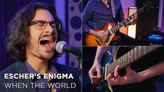 When the World by Escher's Enigma | MUSIC VIDEO