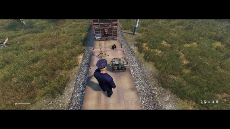 DayZ HypeTrain Status Report July 2019 Cargo and passanger transport