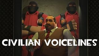 TF2 Classic - Civilian Voice Lines