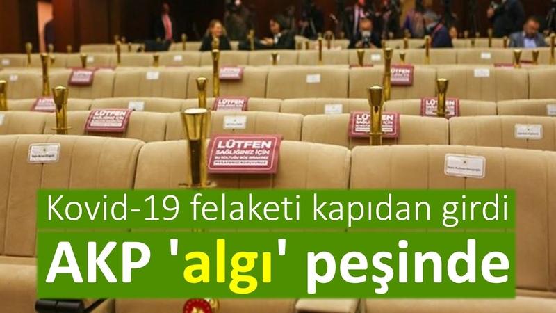 Felaket kapıdan girdi AKP 'algı' peşinde İlker Doğan