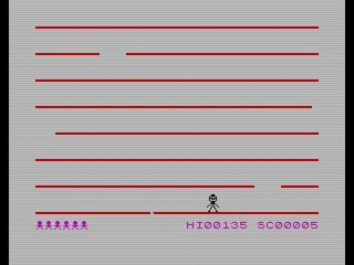 Jumping Jack, 1983, Imagine Software Ltd (UK)
