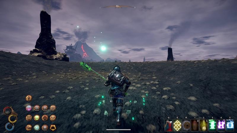 OUTWARD Прохождение DLC Три брата 12 Ржавое копье
