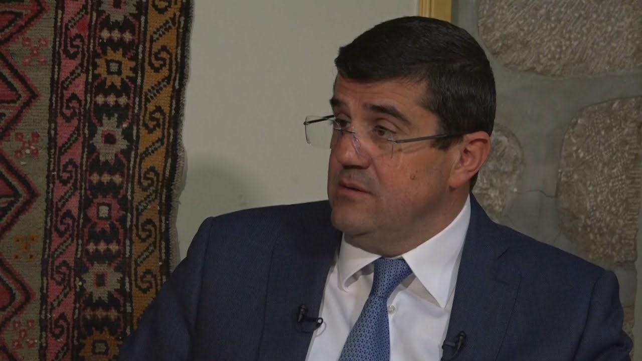 ❗️❗️❗️Араик Арутюнян признал, что азербайджанская армия громит сепаратистов в Карабахе.
