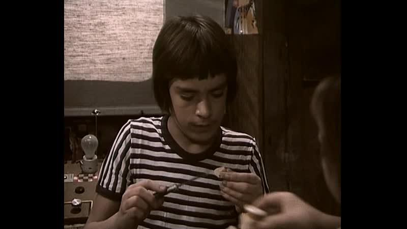 Приключения в каникулы Spadla z oblakov 1978 05 Банкет