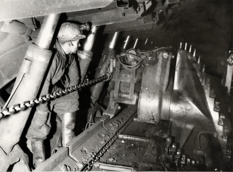 Комплекс КМ-Д-78 в лаве шахты № 1 «Пионер»