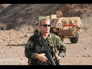Le 2REP Les légionnaires parachutistes français à l'entrainement à Djibouti