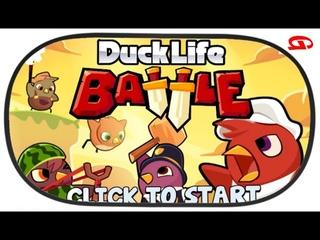 Duck Life Battle: Little Brave Chicken