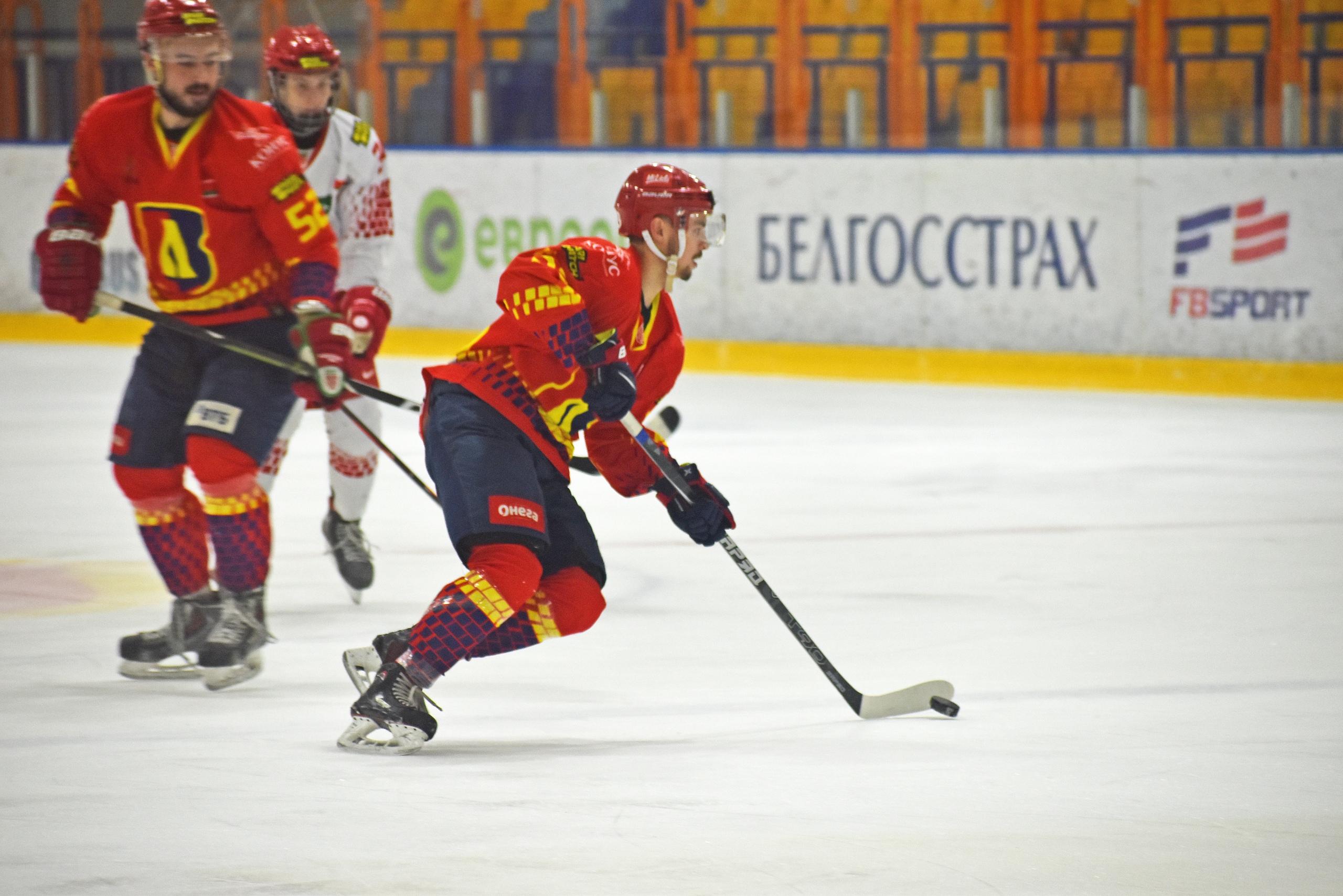 Хоккейный клуб «Лида» обыграл юниорскую сборную Беларуси.