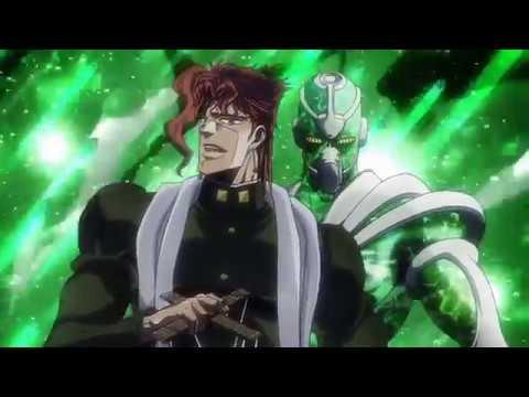 Jotaro vs Avdol and Kakyoin AMV