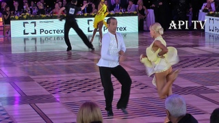 Cha-Cha-Cha - Ча-Ча-Ча - WDC World Professional  Latin Championship  2016 - Hot Latin Dancing