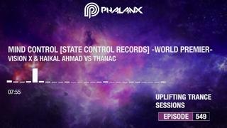 DJ Phalanx - Uplifting Trance Sessions EP. 549 []