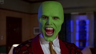 SMOKIN'!   The Mask