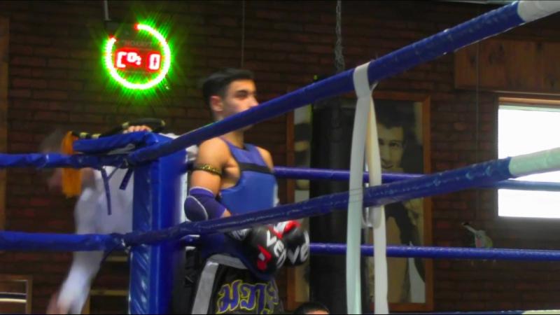 Чемпіонат Вінницької області з таїландського боксу Муей Тай