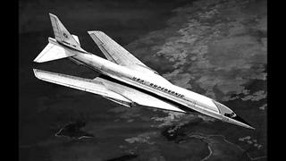 Boeing 733 & Lockheed L-2000 SST - 1965