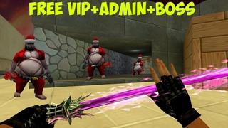FREE VIP+ADMIN+BOSS | Counter-strike 1.6 зомби сервер №1137