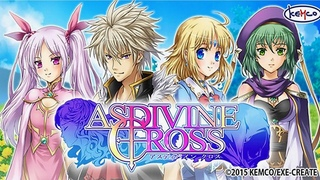 Asdivine Cross (Switch) First 40 Minutes on Nintendo Switch - First Look - Gameplay ITA