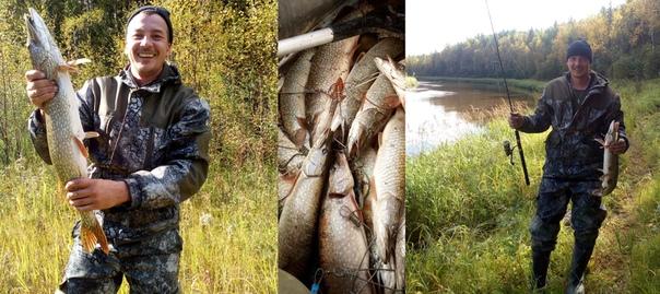 Рыбалка в хмао березово