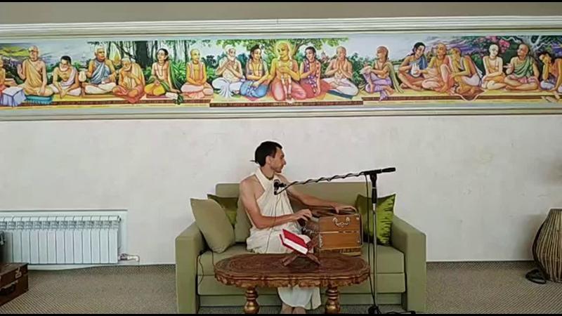 Шримад-Бхагаватам 3.24.46 Рамешвара дас