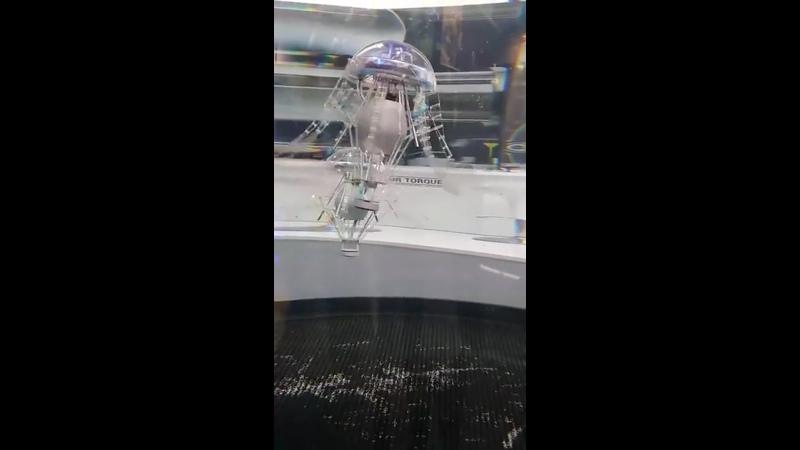 Роботизированная медуза
